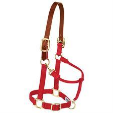 Weaver Breakaway Crown Nylon Halter - Average Horse