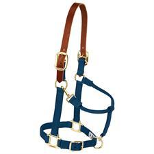 Weaver Breakaway Crown Nylon Halter - Yearling