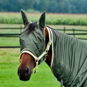 Horze Fly Mask with Ear Protection
