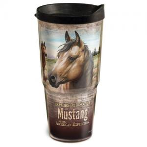 American Expedition Mustang Tumbler