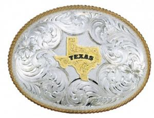 Montana Silversmith Texas Belt Buckle