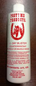 Postyme Products 5-day Blister Counter Irritant
