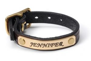 Kentucky Leather Bracelet