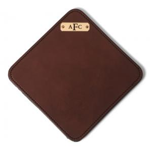 Kentucky Leather Mouse Pad