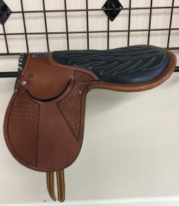 Soft Back Exercise Saddle