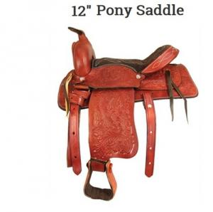 Pony Saddle Package