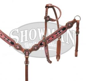 Limited Edition Beaded Headstall Breast Collar Set