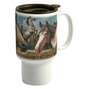 American Expedition® Stoneware Travel Mug