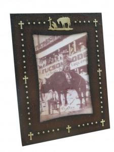Praying Cowboy Picture Frame