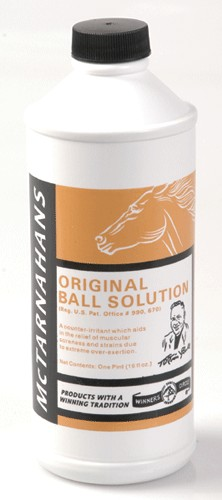 McTarnahans Ball Solution