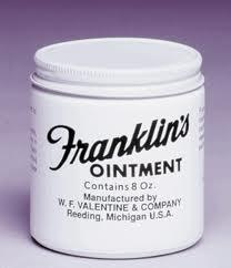 Franklin's Ointment