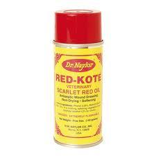 Red Kote Spray