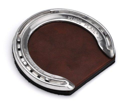 Horse Shoe Coasters - Kerck Aluminum Racing Shoes