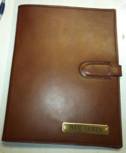 Kentucky Leather Portfolio