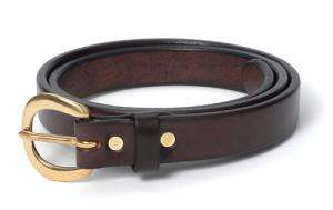 "Child's Leather Belt (30"" and Below)"