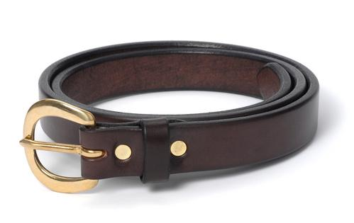 Childs Plain Leather Belt