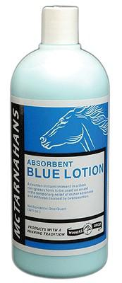 McTarnahans Blue Lotion