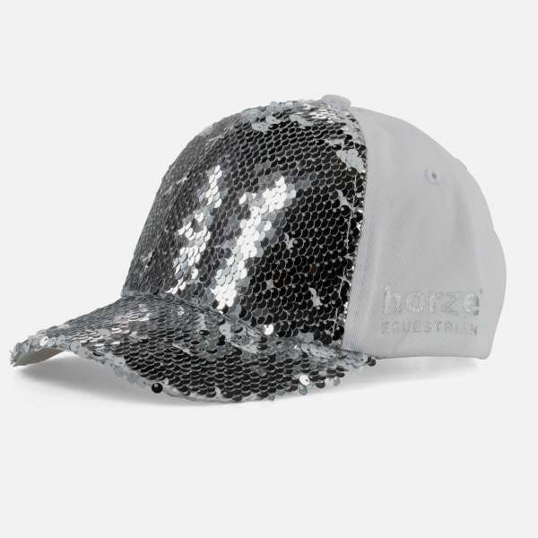 Horze Kids Sequin Cap
