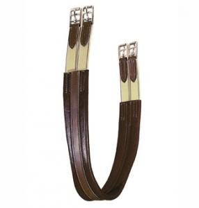 Tory's Contour English Double End Elastic Girth