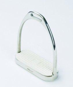Stainless Steel Fillis Stirrup - 4.25""