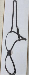 Leather Figure 8 Noseband