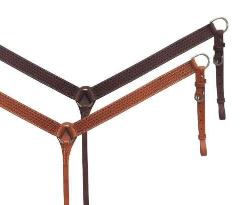 Argentine Leather Breast Collar