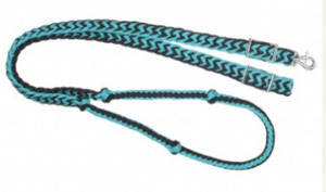 Knotted Cord Roping Reins