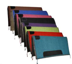 Work Saddle Pad